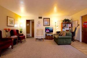 加州護理屋項目室內實景圖